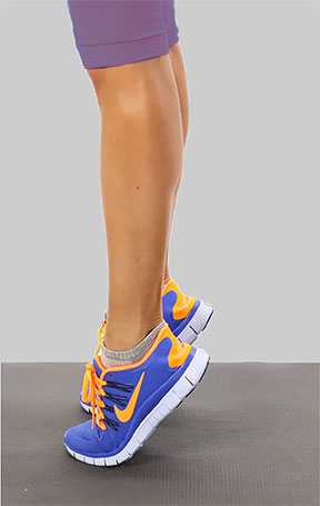 toe hyperextension